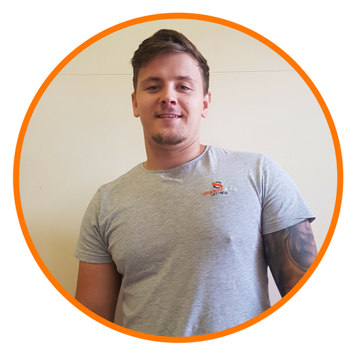 student property mangers welcome joe ot the Coventry office